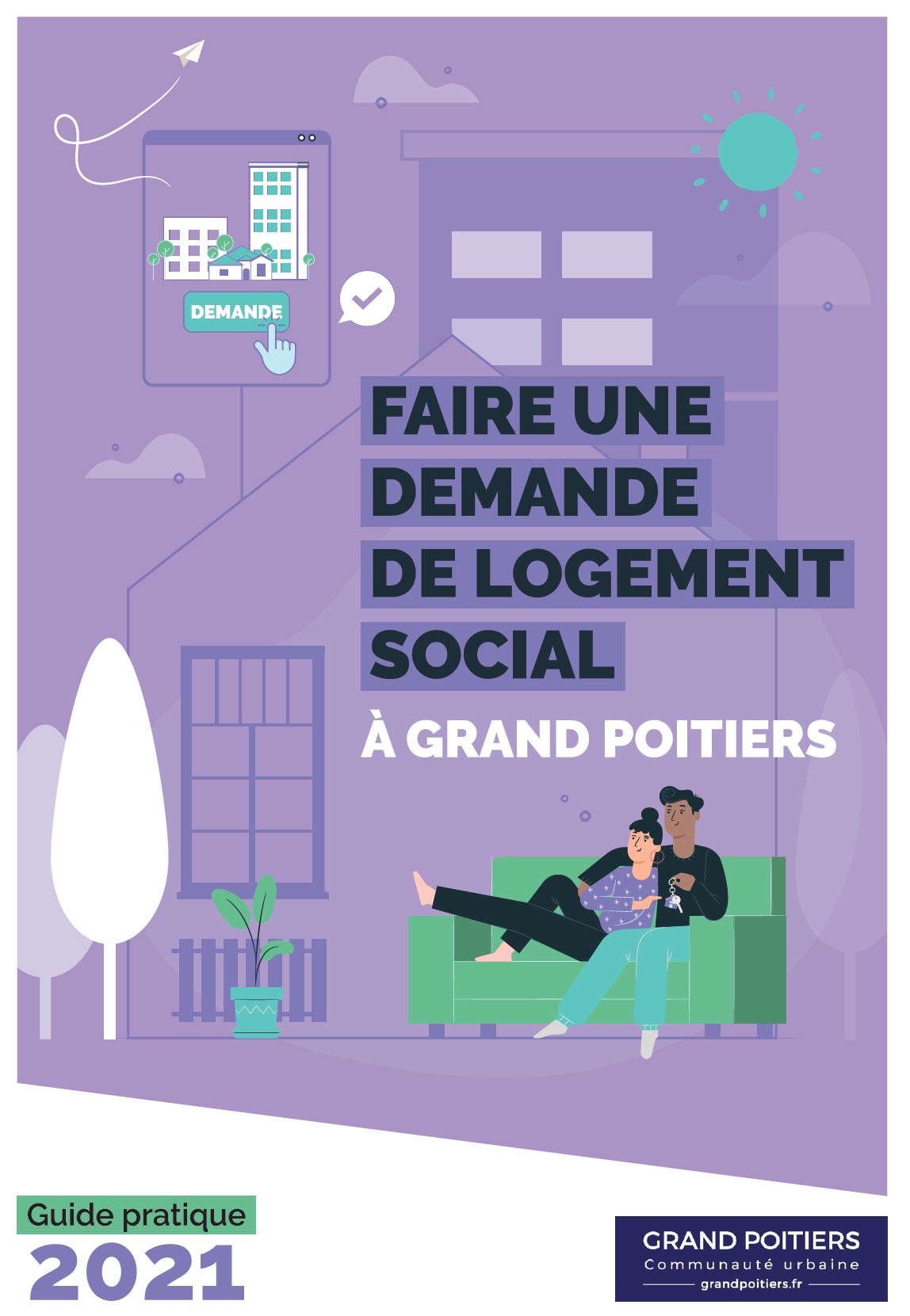 Comment faire une demande de logement social à Grand Poitiers