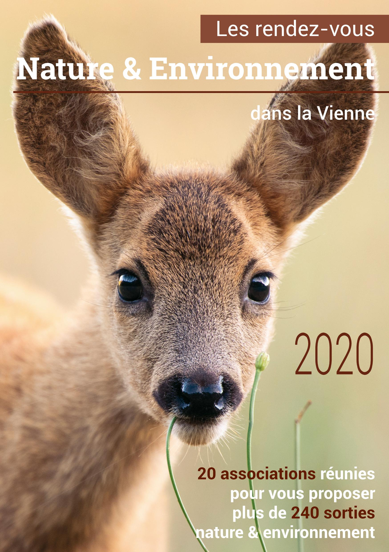 Sortie du calendrier des rdv nature & environnement 2020