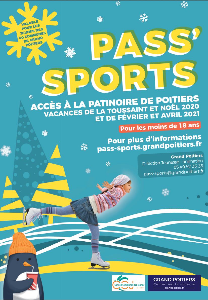 Pass' Sports petites vacances