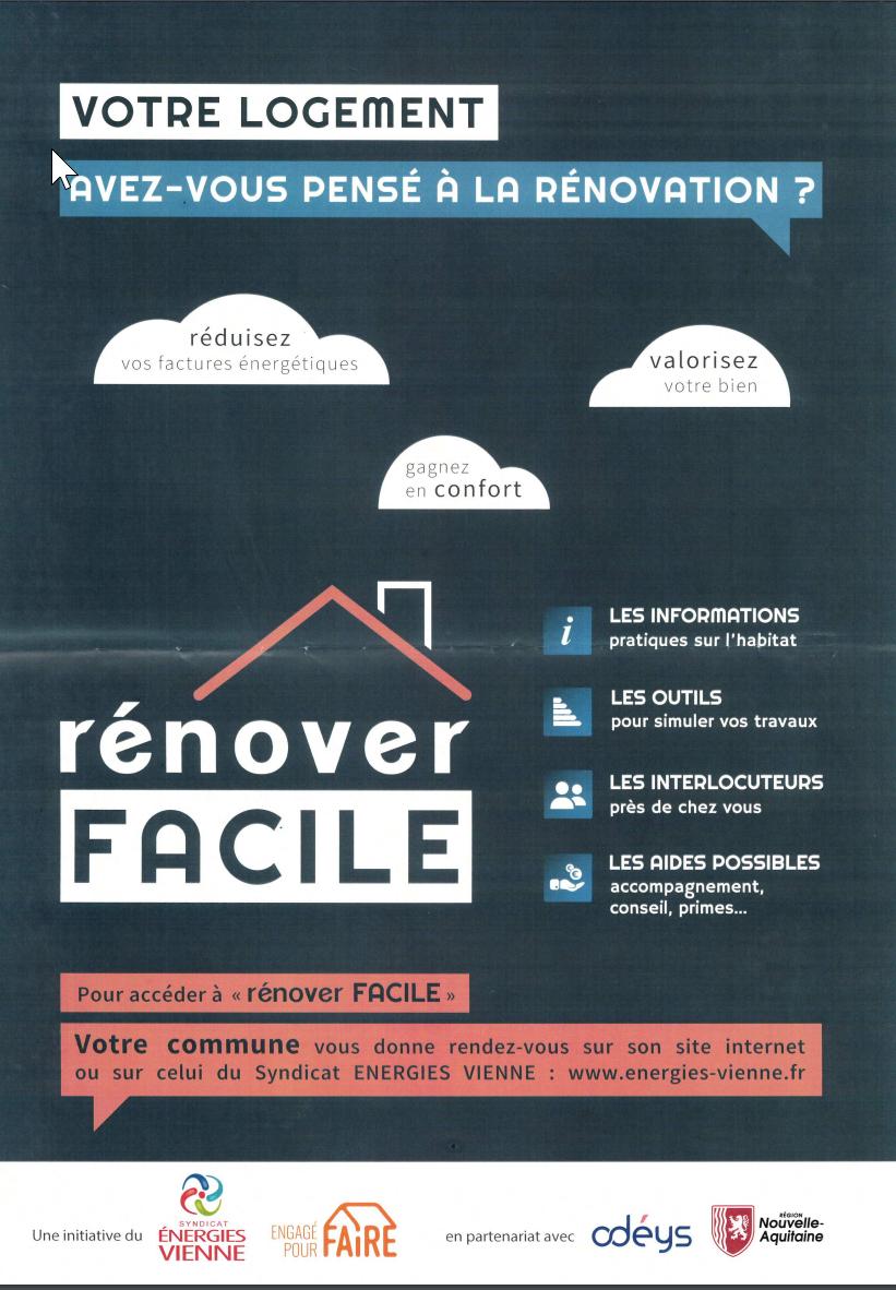 Lancement de la plateforme 'Rénover Facile' en partenariat avec Odeys
